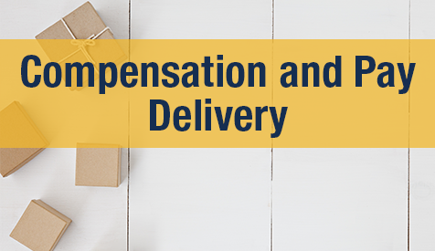 Compensation and Pay Delivery