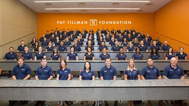 Support for student veterans prompts Pat Tillman Foundation partnership