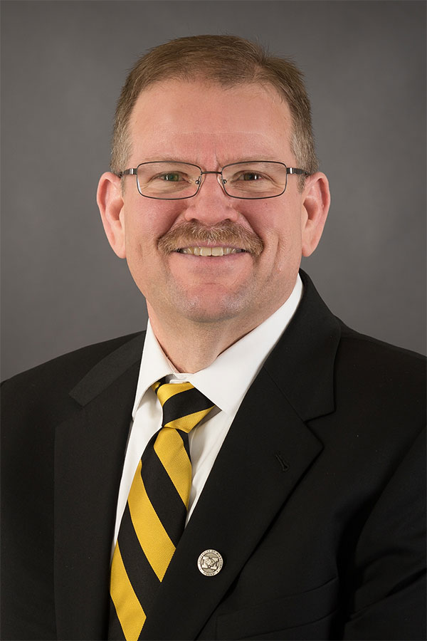 Chancellor-designate, University of Missouri-Columbia
