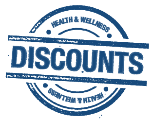 Health and wellness discounts