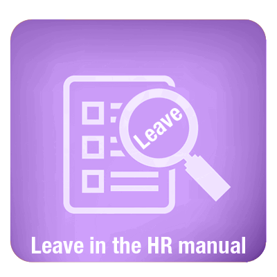 Information On Leave Including Holidays My Total