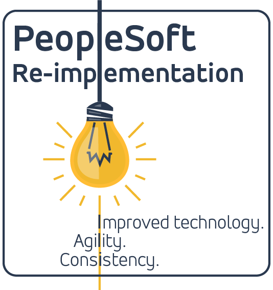 PeopleSoft Re-implementation: Powering leaner, data-driven decision-making