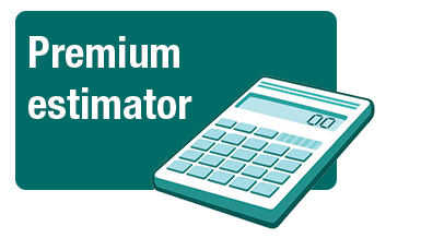 Retiree insurance premiums estimator