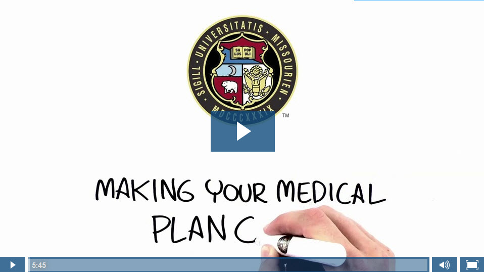 VIDEO: Making Your Medical Plan Choice