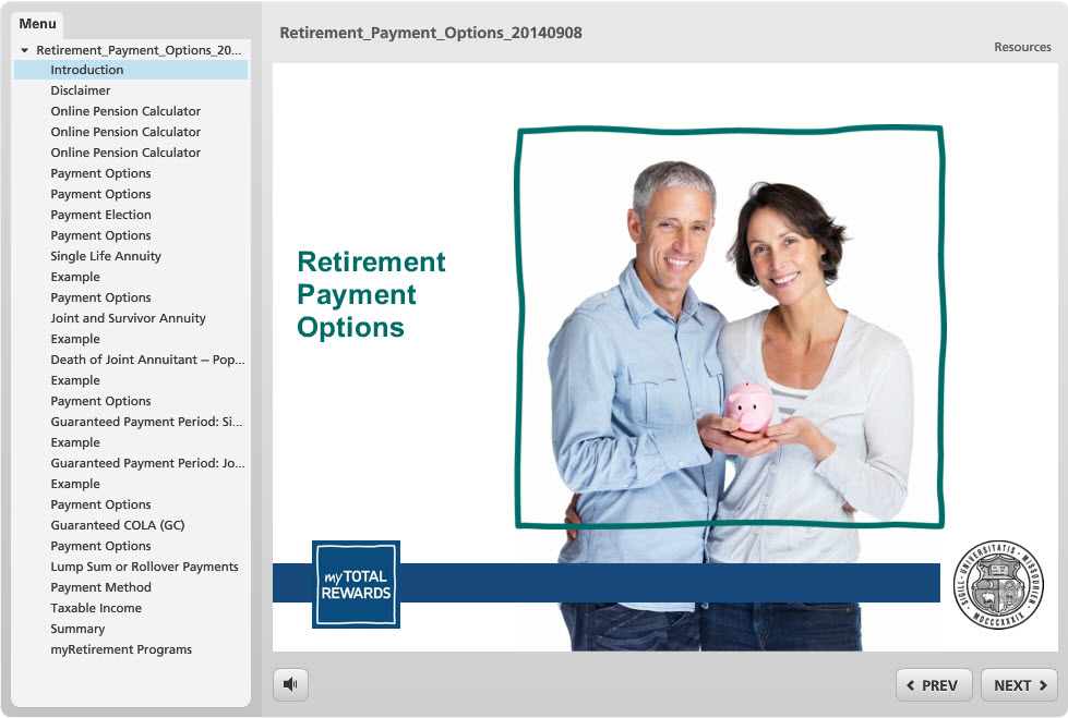Video: Retirement Payment Options