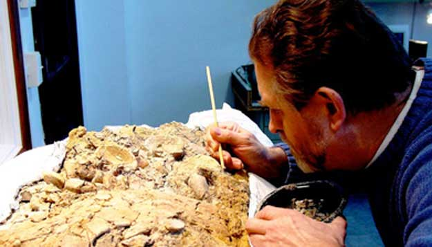 Discovery Channel Features UMSL Geologist