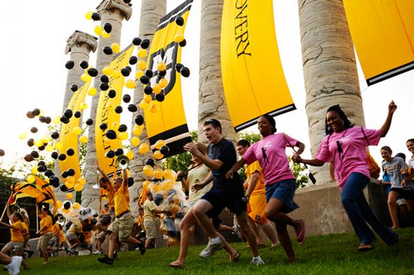 MU Breaks Records on First Day of Class
