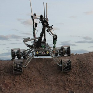 S&T Mars Rover team earns fifth in worldwide competition