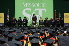 Nixon, Middleton to speak at Missouri S&T commencement