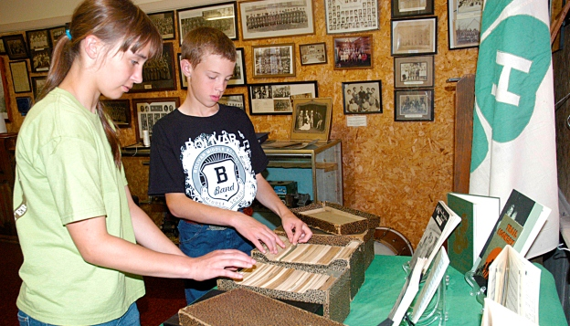4H history project comes to life for youth