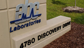 ABC Labs delivers jobs report to county