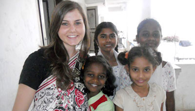 UMSL Alumna helps Found Medical Clinic in Rural India