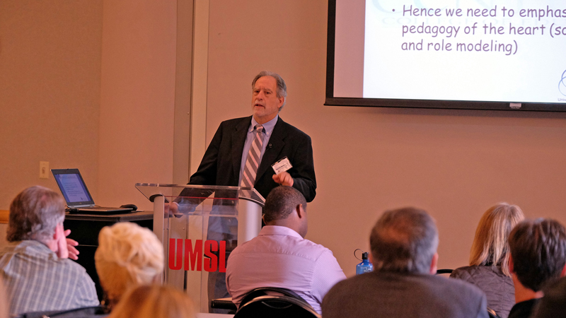 UMSL Center for Character and Citizenship celebrates 10 years