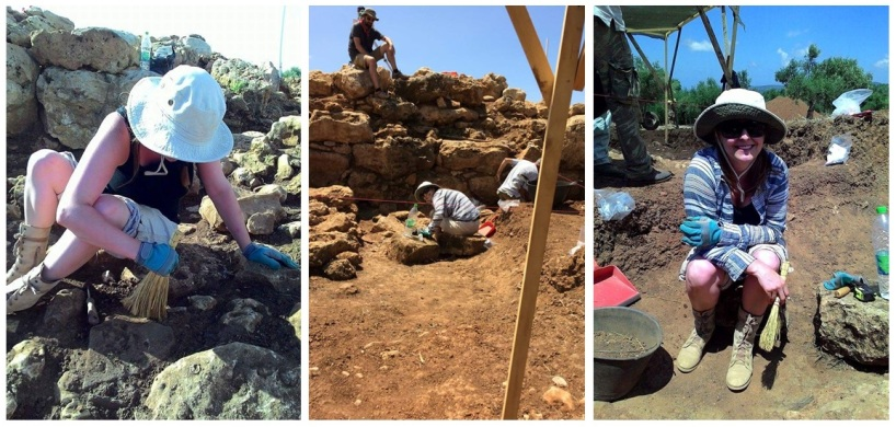Student archaeologists uncover more of ancient Greece