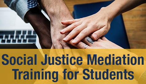 Social Justice Mediation Workshop