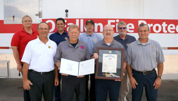 MU Fire and Rescue Training Institute receives donation of a firefighting simulator