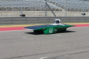 Missouri S&T Solar Car Team earns fourth