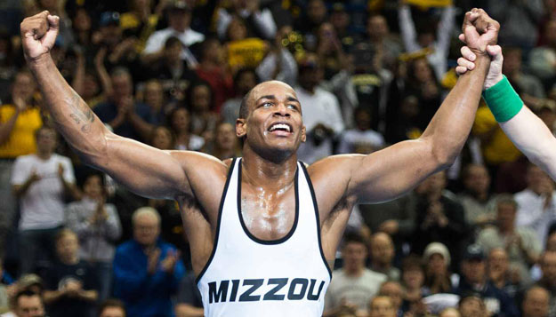 Cox wins third NCAA title