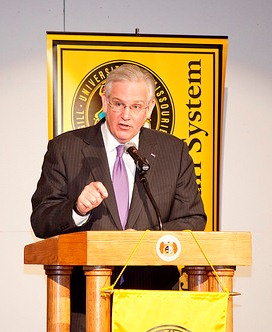 Governor Nixon at the Legislative Rally