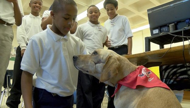 A Dog's Story Helps 4-H'ers Learn About Bullying