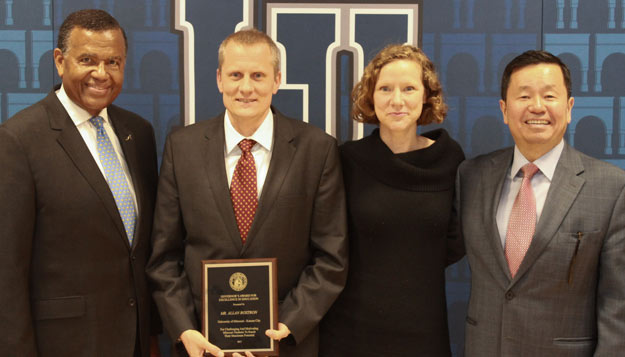 UM System professors receive Governor's Awards for Excellence