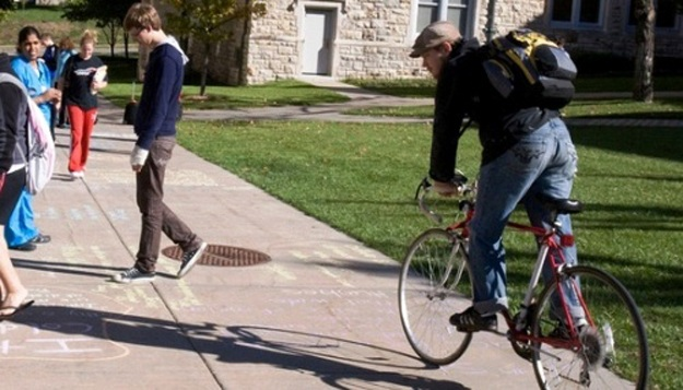 Bike Program Garners National Accolades for UMKC