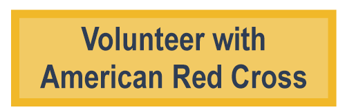 Volunteer with American Red Cross