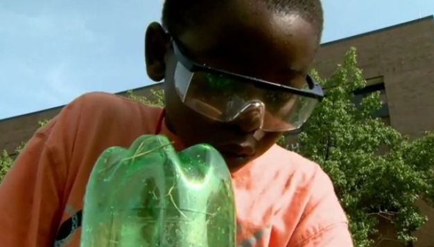 Aerospace Camp Teaches Rocket Science
