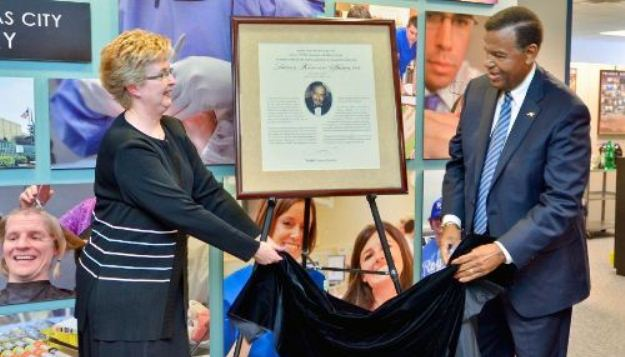 Honoring First African-American School of Dentistry Graduate