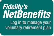 Log in to Fidelty to manage your voluntary retirement plan