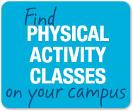 Find physical activity classes on your campus at https://www.umsystem.edu/curators/wellness/classes