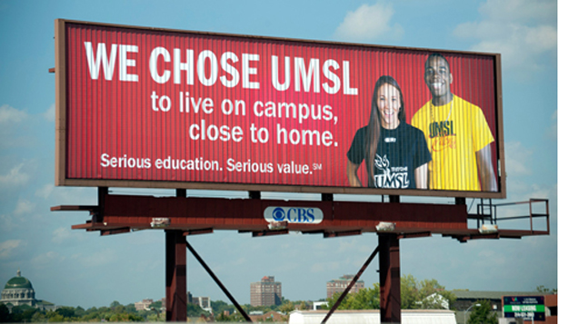 'I Choose UMSL' Campaign Shifts Focus to Opportunity, Outcomes