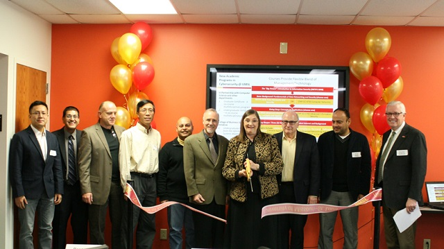 UMSL Cybersecurity Lab opens as collaboration between IS, computer science