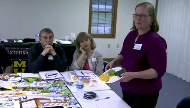 MU Extension Class Works to Curb Diabetes Through Diet