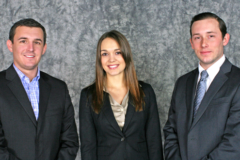UMSL Alumni take Second in Financial Competition