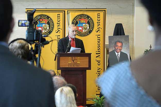 In Tribute to Former UM System President Elson S. Floyd