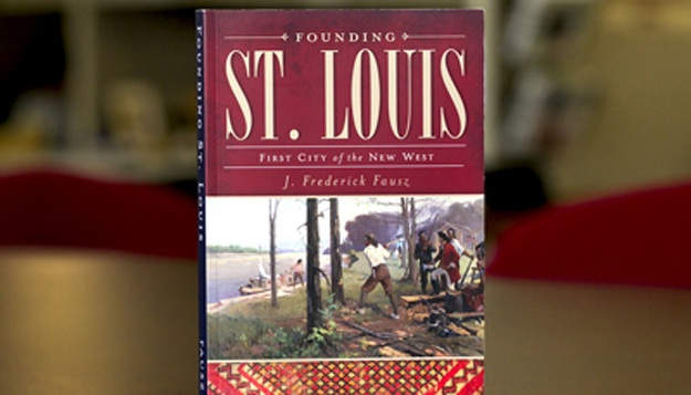 UMSL Professor Explores Founding of St. Louis in New Book