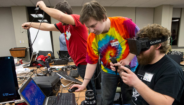 Global Game Jam Attracts Participants,  Employers
