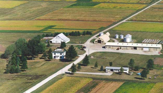 Greenley MO Ag Experiment Station