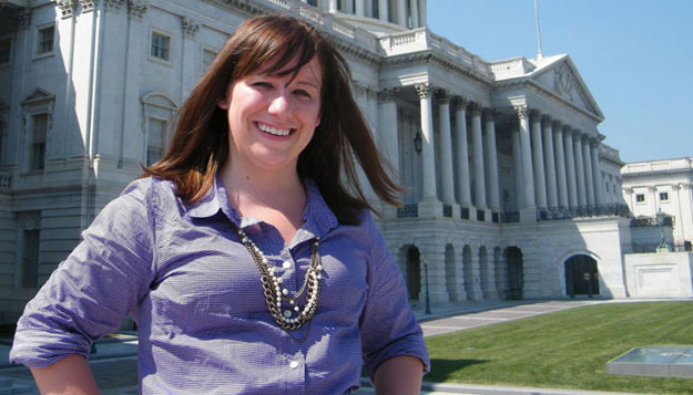 Research Experience Helps Missouri S&T Grad With Congressional Job