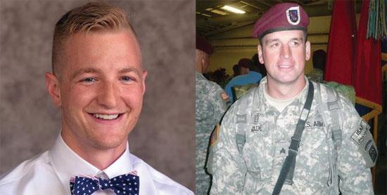 Student veterans named Pat Tillman Scholars