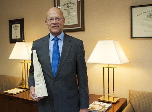 Distinguished Drum Major for Justice Award