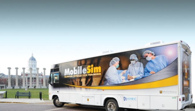 New Mobile Simulation Service Rolls Out Training to Rural Areas