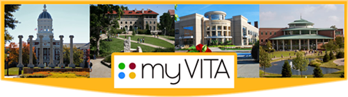 Welcome to the myVITA web portal!