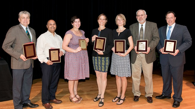 UMSL faculty excellence in spotlight
