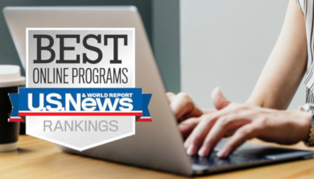 Highly-ranked online programs give non-traditional students access to in-demand degrees