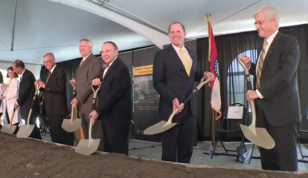 MU, CoxHealth and Mercy Break New Ground to Address Physician Shortage