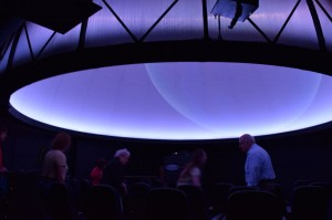 New UMSL Planetarium opens to universe