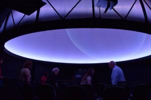 New UMSL Planetarium opens to universe