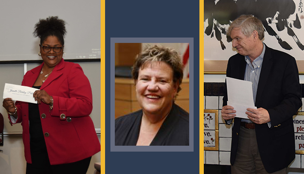 UMKC faculty receive President's Awards